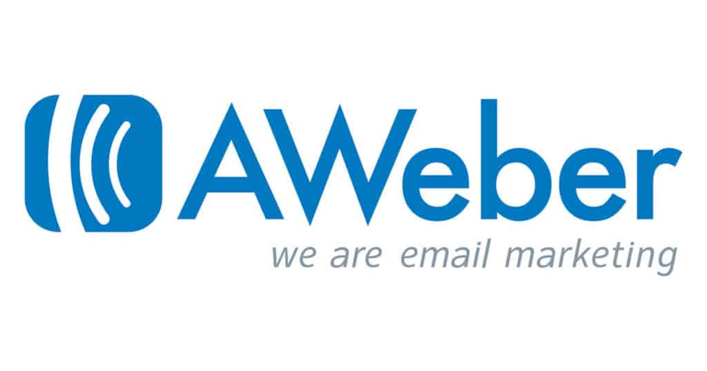 AWeber Logo - E-Mail Marketing