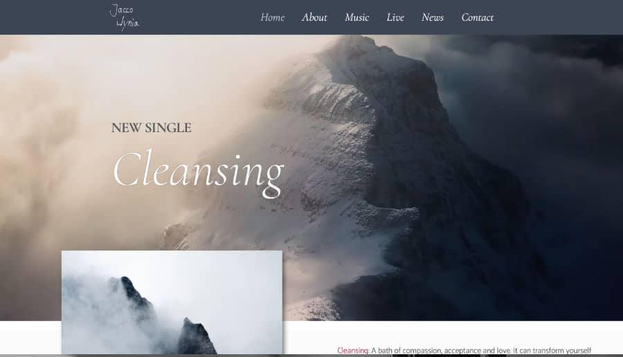 Jacco Wynia - ganzVORNE Kunden - Online Marketing Beratung und Webseiten München und Starnberg