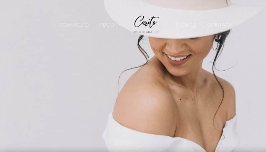 Carito Photography - ganzVORNE Kunden - Online Marketing Beratung und Webseiten München und Starnberg