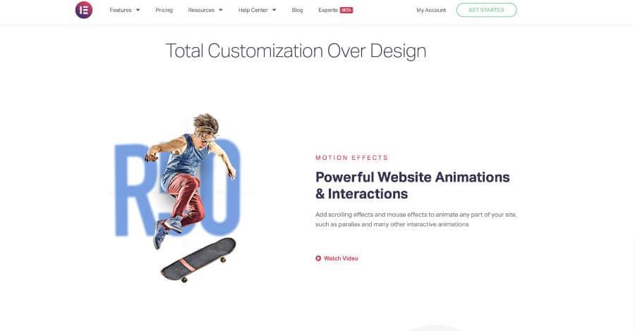Online Marketing Agentur München - Elementor Landingpage