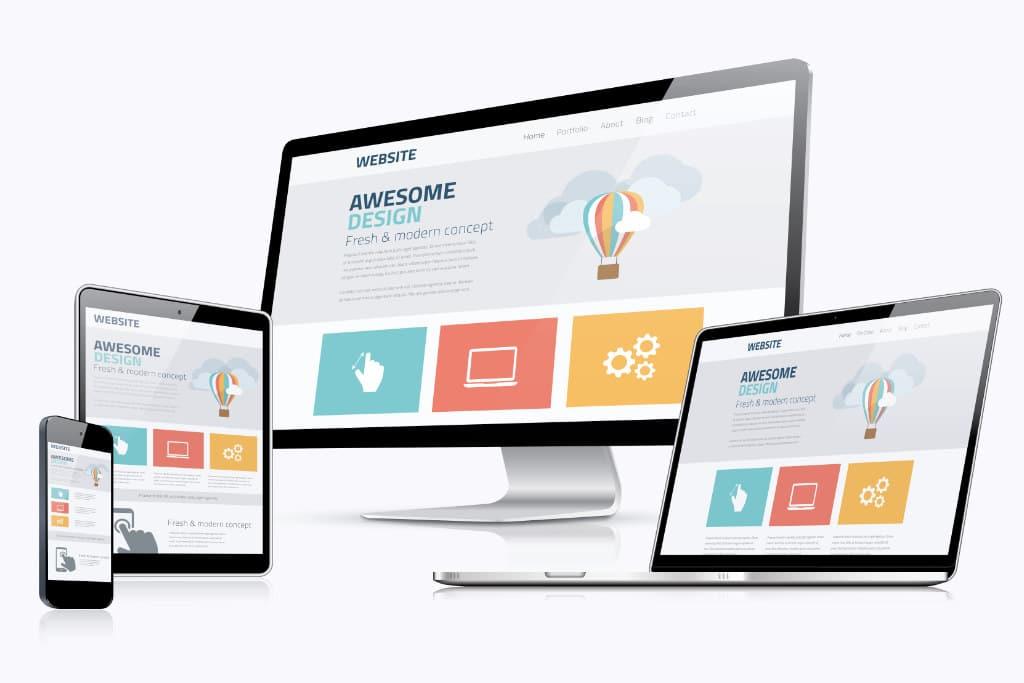 Typografie Webdesign Trends 2021 - Webseiten München - Responsive Design - Online Marketing Beratung München & Starnberg